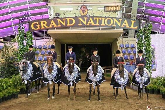 Hack Grand Champion Lineup